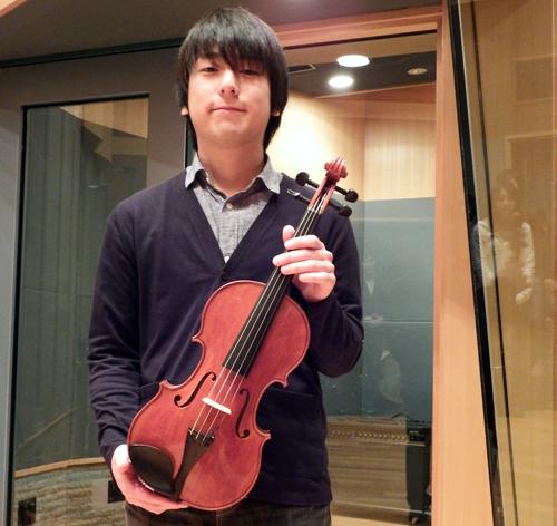 ESPミュージカルアカデミー・ヴァイオリン製作科
