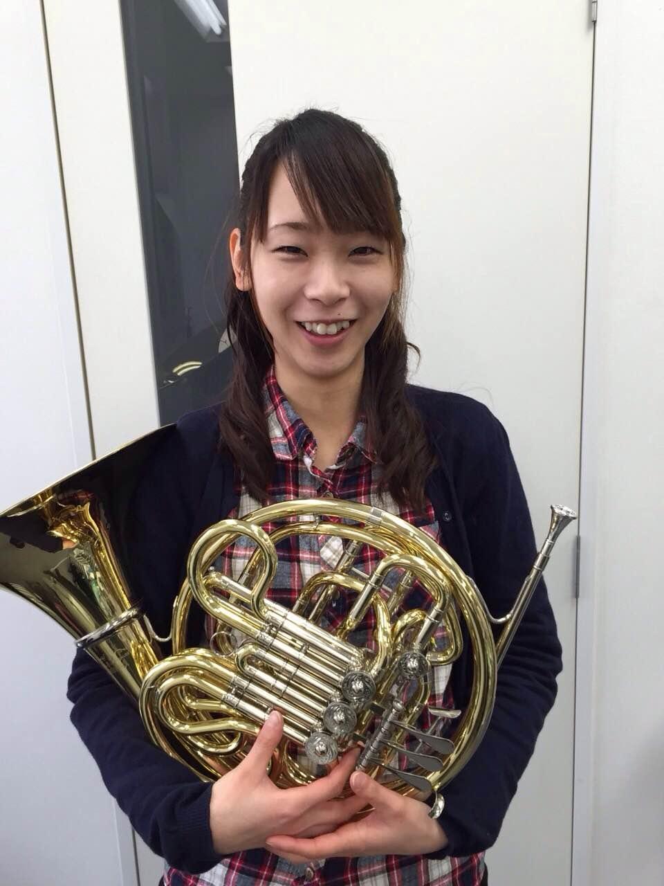 浮田理沙さん|ウインドオーケストラ・卒業生|島村楽器テクニカルアカデミー 管楽器リペア科