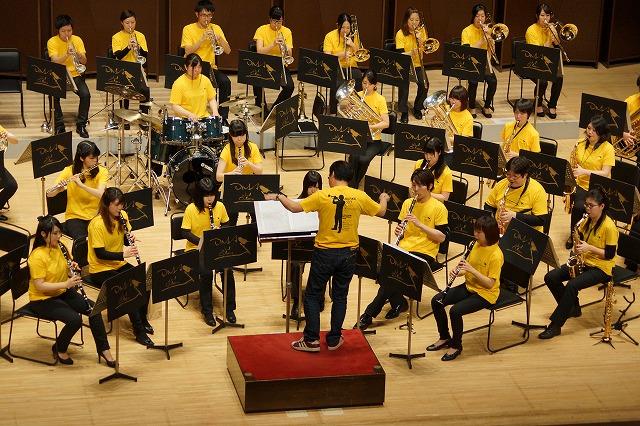 ウインドオーケストラ第1回定期演奏会|島村楽器テクニカルアカデミー 管楽器リペア科
