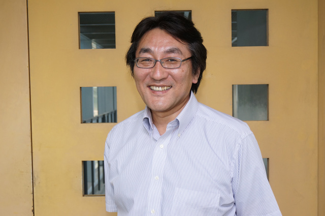 顧問の佐藤博先生