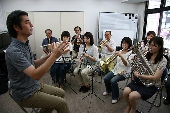 【東京・新宿】大人の吹奏楽部