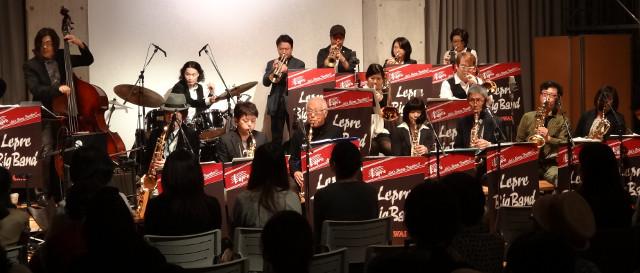 新宿でビッグバンド!トランペット・トロンボーン・サックス募集!
