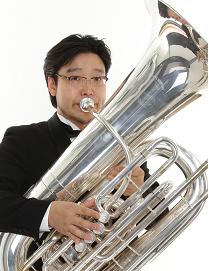 スガナミミュージックサロン町田ビッグバンド部&大人の吹奏楽部・古沢先生