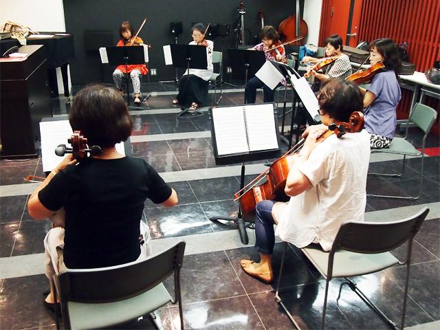 【東京・町田】弦楽アンサンブル・管弦室内楽