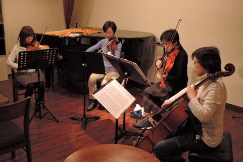 【東京・赤坂】弦楽合奏・アンサンブル