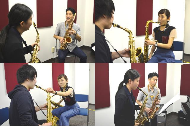 渋谷でジャズサックスを楽しもう!個人レッスンクラスのご紹介!