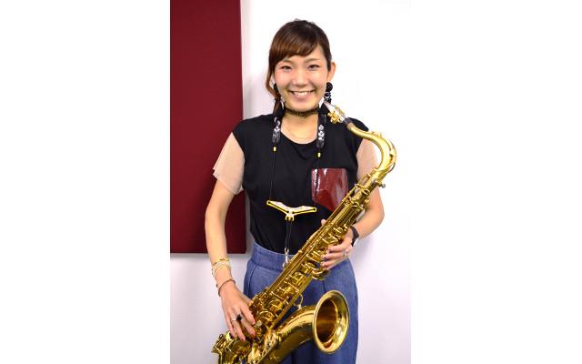 ジャズサックスクラス・清水玲奈先生