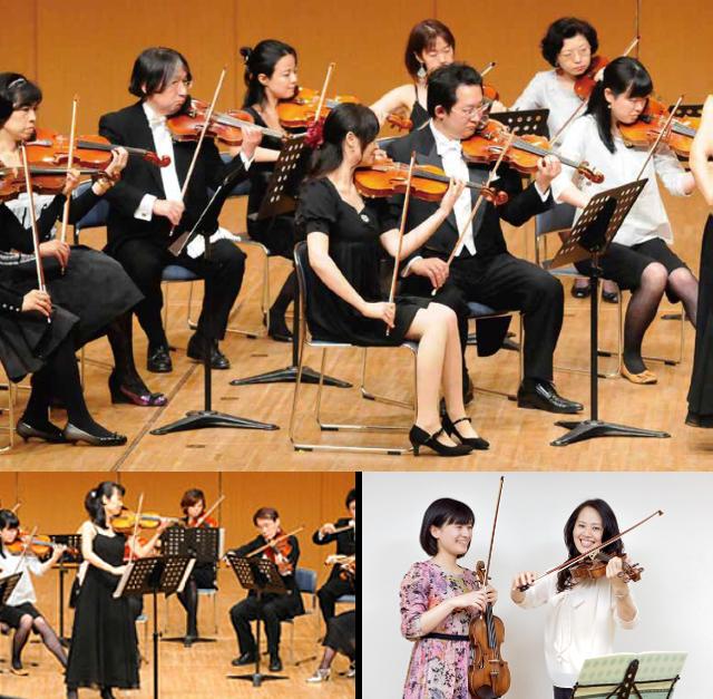 神田でバイオリンアンサンブル。新規メンバー募集中!