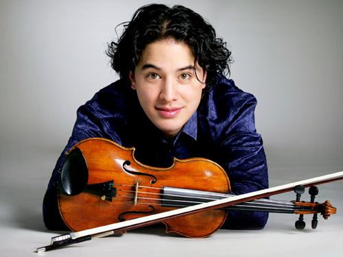 ヴァイオリン:ノエ・乾