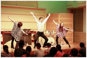親子で楽しくリズム遊び!|アプリコみんなの音楽祭2014|大田区文化振興協会