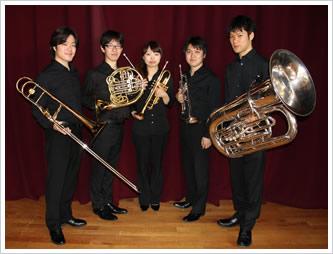 東京ブライト・ブラス・クインテット|アプリコみんなの音楽祭2014|大田区文化振興協会