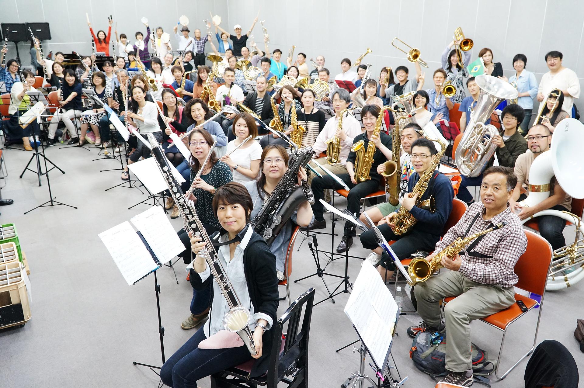 一般公募の吹奏楽団のステージにも注目!|大田区文化振興協会