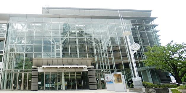 大田区民ホール「アプリコ」 外観