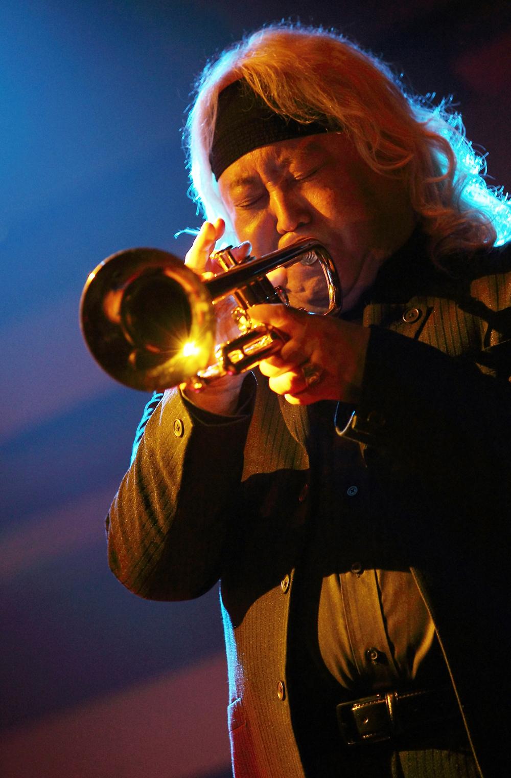 エリック・ミヤシロ|モントルー・ジャズ・フェスティバル・ジャパン・イン・かわさき2014